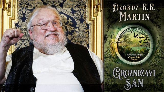 Džordž R.R. Martin - Grozničavi san