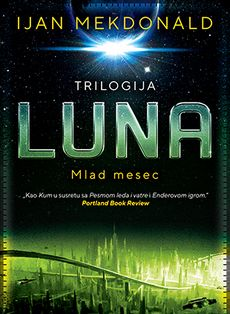 Luna: Mlad Mesec - Ijan Mekdonald