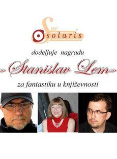 Nagrada 'Stanislav Lem' za 2021. godinu