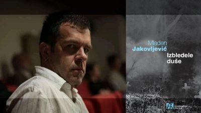 Dr Nebojša Lazić potpisuje prikaz romana grobljanske fantastike IZBLEDELE DUŠE Mladena Jakovljevića.