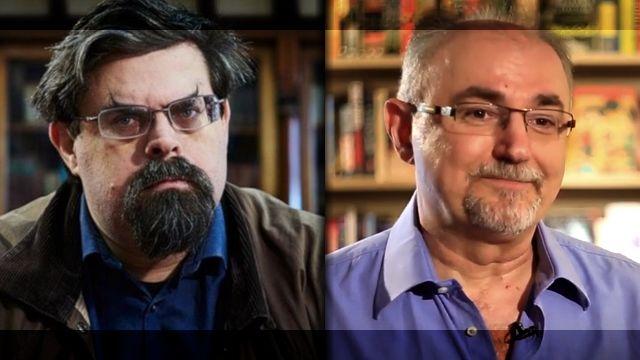 Dobitnici nagrade Zlatni zmaj – Adrijan Čajkovski i Goran Skrobonja